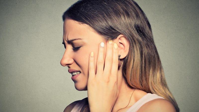Gehörgangsentzündung