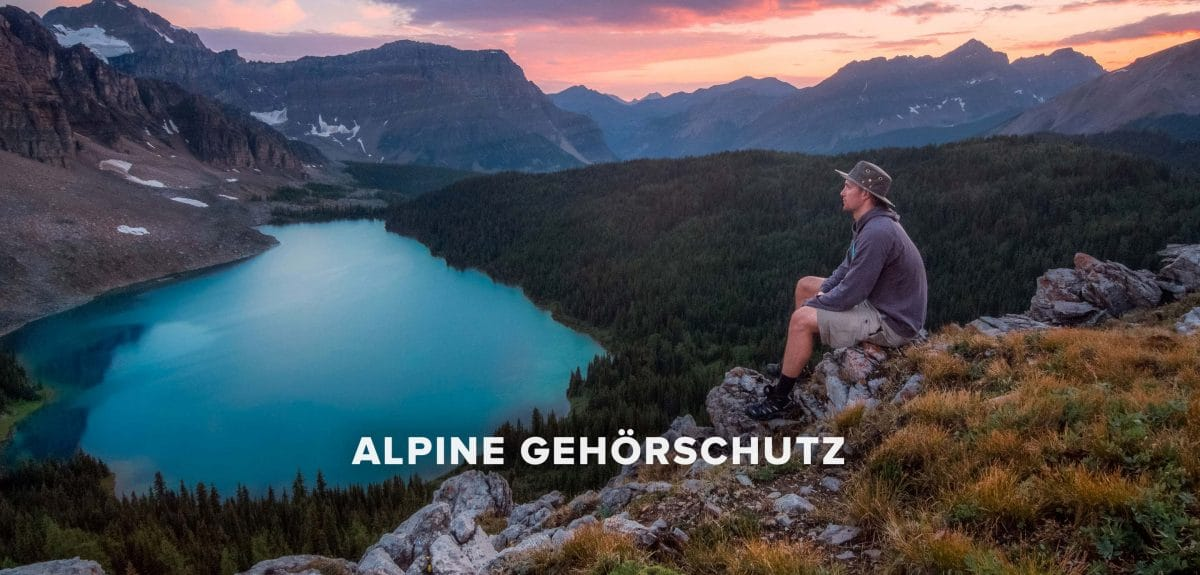 Alpine Gehörschutz