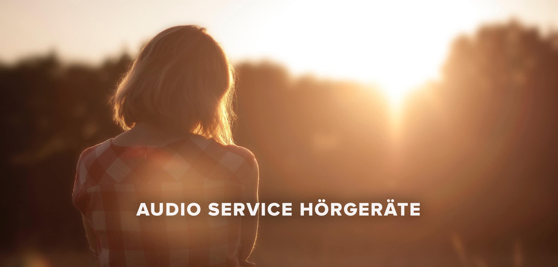 Audio Service Hörgeräte
