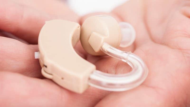 Hörgeräte-Reinigungszubehör