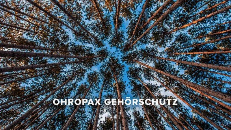 Ohropax Gehörschutz